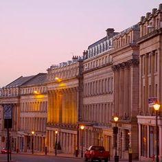 Newcastle upon Tyne - beautiful  I used to work here