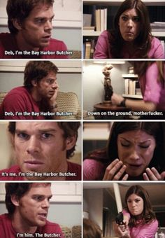 Dexter laughted so much at this part. Lmfao