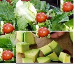 Zayıflatan Diyet Salata Tarifi