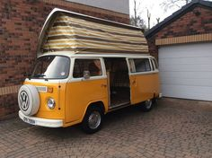 T2 VW campervan in Cars, Motorcycles & Vehicles, Classic Cars, Volkswagen | eBay