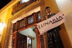 Inauguración de Lunaria