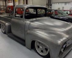 1953 ford f100 5 0 coyote swap custom inner fenders my 1953 f 100 pinterest ford ford. Black Bedroom Furniture Sets. Home Design Ideas
