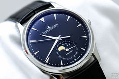 Jaeger-LeCoultre Master Ultra Thin Moon 39 Black SIHH 2015