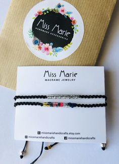 Macrame Rings, Macrame Jewelry, Macrame Bracelets, Love Bracelets, Handmade Bracelets, Handmade Jewellery, Handmade Items, Hippie Style, Hippie Boho