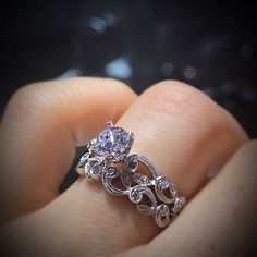 """6,457 Likes, 46 Comments - Diamonds By Raymond Lee (@diamondsbyraymondlee) on Instagram: """" Floral touches 