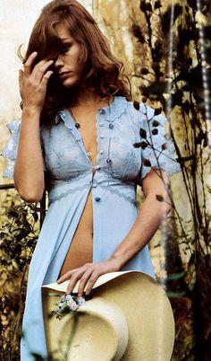 Susan Bottomly, Vogue Italia 1973