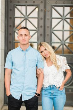 Utah State Capitol Engagement Photography | Tori & Tanner - Abbey Kyhl