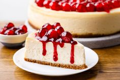 An easy and delicious gluten-free New York cheesecake recipe that will impress your guests.