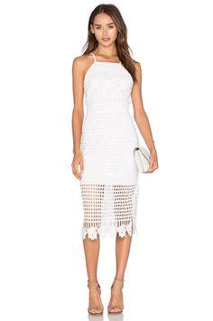 ELLIATT Platonic Dress in White | REVOLVE