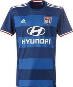 L'Olympique Lyonnais et adidas dévoilent les maillots 2016-17