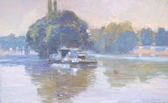 Nicholas Verrall: September 2013 | The Thames at Strand-on-the-Green