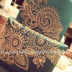 The sharepoint: More than 30 Henna inspired cakes