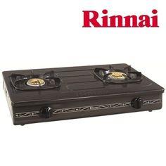Bếp gas mặt men Rinnai RV-375GN