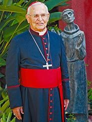 5º Arcebispo Emérito Cardeal Dom Frei Paulo Evaristo Arns, O.F.M.