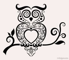 line art; animal; patterns; silhouette; hand-painted; patterns ...