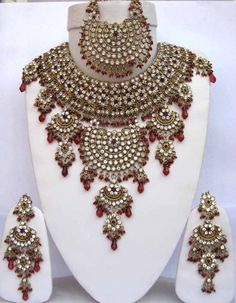 Bright Indian Wedding Necklace