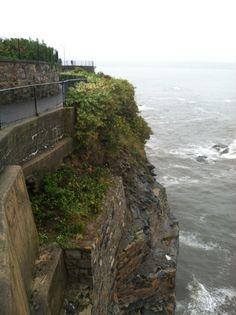 Cliff Walk Newport RI    #VisitRhodeIsland