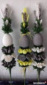 Похожее изображение Diy And Crafts, Crafts For Kids, Arts And Crafts, Diy Ostern, Easter Crochet, Kids Patterns, Easter Holidays, Easter Wreaths, Bottle Art