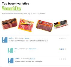 27 Reasons Ken M Is The Internet's Greatest Troll - The time he got out from under Big Bacon's thumb: