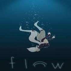 Flow é uma animação de Mathijs Demaeght para a RITS School Of Arts. Uma viagem sobre a solidão , tristeza , amizade e amor tudo em um grande fluxo. http://ilustracaodeideias.com.br/animacao/flow/ #Flow #MathijsDemaeght #Animation #Animacao #MarkosMugen #IlustracaodeIdeias #RITSSchoolOfArts #Bruxelas #Belgica #Lobo #Wolf