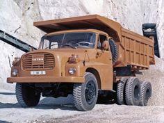 Dump Trucks, Cool Trucks, Big Trucks, Pickup Trucks, Road Train, Old Tractors, Classic Trucks, Heavy Equipment, Old Cars