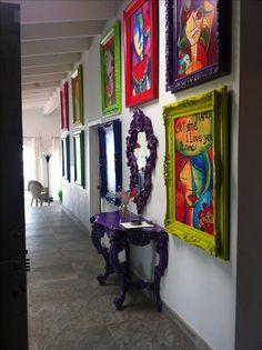 Interior design Frames Color Pop