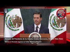 Peña Nieto da mensaje a la nación, el gasolinazo se queda  | Noticias al Momento https://www.youtube.com/watch?v=LZDNaGqtdb4