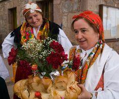 El Folklore de  #Cantabria #Spain