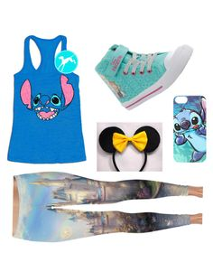 """My cousin makes a Disney set and uses polyvore for the first time"" by laxlover2121 ❤ liked on Polyvore featuring Disney"