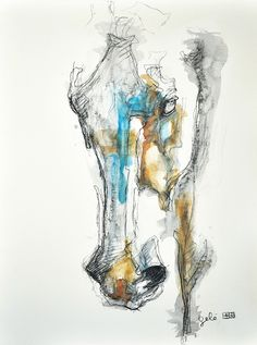 Equine Nude 49t | Online Art Auction from Galleries | ARTBIDS CLUB