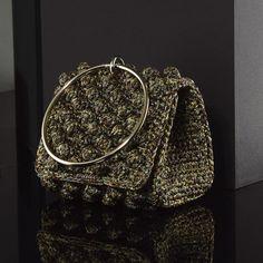 Matoohandmade Mini purse silk Crochet Bags, Mini Purse, Purses, Silk, Crochet Purses, Handbags, Crochet Clutch Bags, Purse, Bags