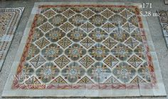 Encaustic Tile, Northern Italy, October 2014, Tiles, Surface, Yard, Antiques, Phone, Business