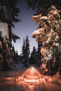 No better way to start the new year. Garibaldi Back Country British Columbia (x/post campingandhiking)