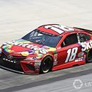 Kyle Busch, fresh off his victory last weekend at Texas Motor Speedway, grabbed the pole for Sunday's Food City 500 at Bristol (Tenn.) Motor Speedway with an average lap speed in the final round of 128.822 mph.He just edged his older brother, Kurt (128.804 mph) for the top spot. Brad Keselowski (128.282 mph) ended up third, Ricky Stenhouse Jr. fourth and Ryan Blaney fifth.Rounding ... Keep reading #Nascar #StockCarRacing #Racing #News #MotorSport >> More news at >>> <a…