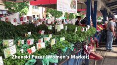 Zhenski Pazar - Women's Market (Sofia - Bulgaria)