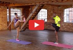 A 30-Minute Strength and Cardio Circuit to Challenge Your Entire Body #fitness #bodyweight #workout