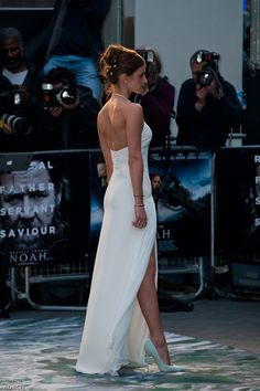 "Emma - ""Noah"" London Premiere."