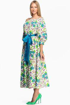 Charisma Платье с поясом 149018