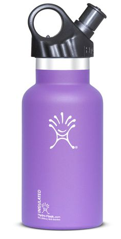 Hydro Flask 12 ounce container. Keeps drinks cold for 24 hours & drinks hot for 12 hours