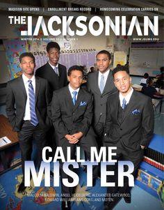 The Jacksonian, alumni magazine of Jackson State University