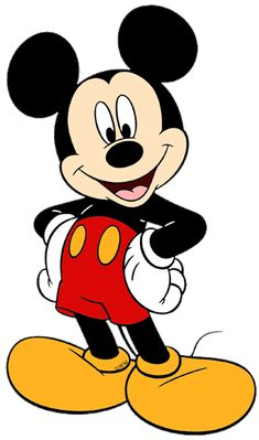 mickey smiling2.gif (350×593) ce8234b9d