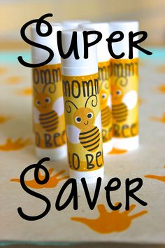 SUPER SAVER Favor Offer 20 Lip Balms Our Variety by daisycakessoap