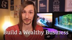 How to Build a Wealthy Business With a Premium Brand http://seanwes.tv/149