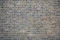 London brick wall.