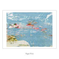 British Artist Jessica Zoob fine art print Perfect Day 2 in paper print format
