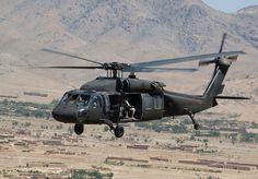 UH-60 Blackhawk Transport Helicopter