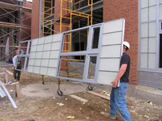 Kalwall - Panel Unit/Unitized Curtainwall Daylighting Systems