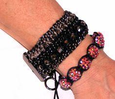 DIY: Shamballa Bracelet DIY | ShowMeCute