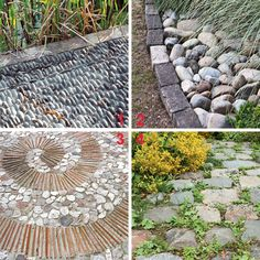 Pierres et graviers : des matériaux pour les allées  http://www.vmvj.fr/pierres-et-graviers-des-materiaux-pour-les-allees/