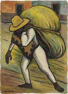 Diego Rivera - Cargador